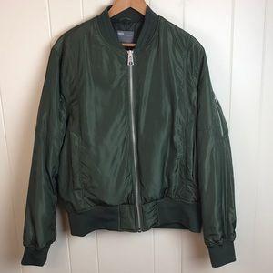 3/$27 Asos Men's Varsity Bomber Jacket